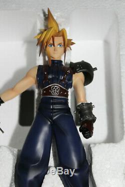 Statue Final Fantasy VII 7 Cloud Strife 1/8 18 ColdCast Resin figure Kotobukiya