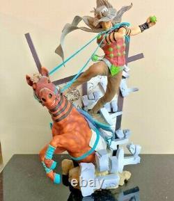 Steel Ball Run Gyro Zeppeli Figure Normal Version High Standard Statue JoJo