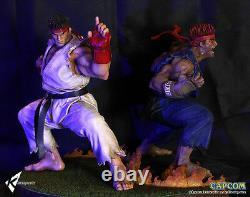 Street Fighter Kinetiquettes Ryu Resin Figure Figura Statue New