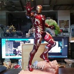 Super Giant Size Avengers Infinity War Iron Man Figure 1/4 Resin Statue 20