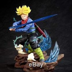Super Saiyan Rage Trunks Dragonball Resin Statue (Pre-Order)