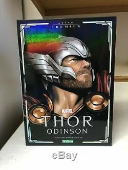 TEXT ME! Thor Odinson Artfx Kotobukiya 110 Resin Statue Figure Marvel Sideshow