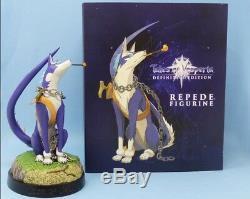 Tales of Vesperia Definitive Edition Repede Figurine Resins Statue Figure 19cm