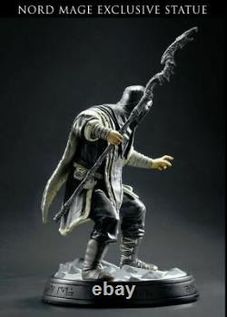 The Elder Scrolls V Skyrim Nord Mage Exclusive Edition Polystone Statue Figure