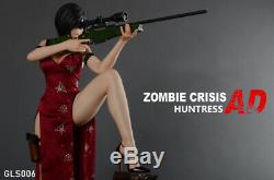 The Resident Evil 2 Zombie Crisis Huntress Ada Wong GK Statue figure Presale