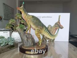 Tsintaosaurus 1/35 Dinosaur Statue Model Base Figure Collector Decor Gift PNSO