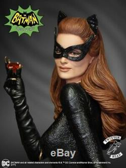 Tweeterhead NEW Catwoman Ruby Edition Maquette Statue Julie Newmar Figure