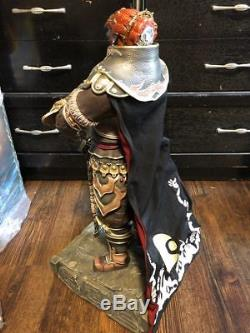 Twilight Princess Ganondorf Exclusive First4Figures Resin Statue (Nintendo)