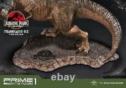 Tyrannosaurus Rex Jurassic Park Prime Collectible Figure 1/38 PCFJP-01 Statue