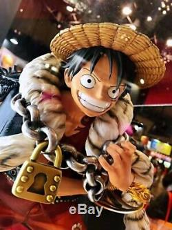UA ONE PIECE LUFFY STATUE GK Official Licensed Not bandai alter figure