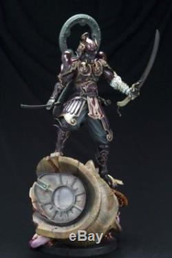 USED Kotobukiya Tekken Tag Tonament 2 Fine Art Statue Yoshimitsu 1/6 Cold JP
