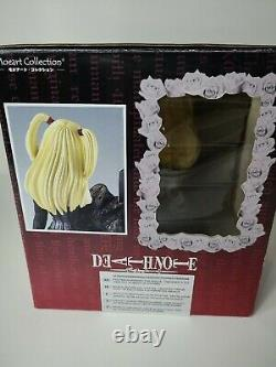 US Seller Death Note Misa Amane 1/6 Figure Statue Black Ver Jun Planning 2007