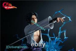 Uchiha Sasuke Resin Figure Statue HB-Studio Painted Model Team 7 1/6 In Stock GK