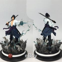 Uchiha Sasuke Resin Figure Statue Painted Model Naruto Figurine In Stock Hot New