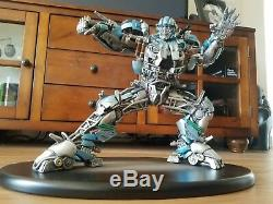 Universal Studios Exclusive Transformers Movie Evac Statue 12 Statue Figure