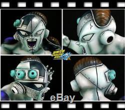VKH Dragon Ball Z Future Trunks VS Mecha Frieza Freeza GK Resin Statue Figure