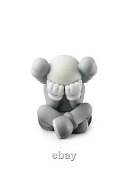 Vinyl Figure KAWS Separated Vinyl Figure Grey Uk Seller In Hand Ready To Ship