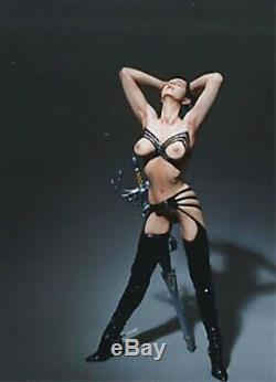 Volks Hajime Sorayama AMAZON 1/4 Scale Statue Figure withArt Poster, Original Box