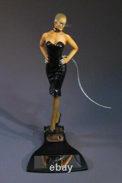 Volks Venus Gradation CAT 1/4 Scale Statue Figure Hajime Sorayama NIB