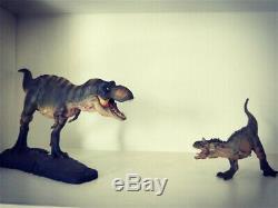 W-Dragon Tyrannosaurus Rex Model T-Rex Statue Dinosaur Figure Collector Toy Gift