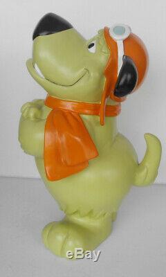 Warner Bros Muttley resin Figure 12 Statue Wacky Races from 1998 Hanna Barbera