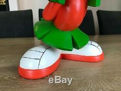 Warner Brothers Marvin the Martian Large 12 Resin Figure Statue Studio Store