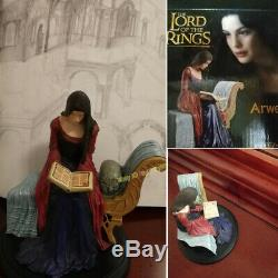 Weta ARWEN The Lord of The Rings Mini Figure COLLECTON STATUE MODEL IN STOCK NEW