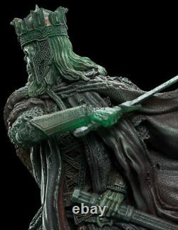 Weta THE KING OF THE DEAD The Lord of the Rings Mini Figure STATUE MODEL NEW
