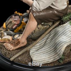 Weta The Lord of The Rings SAMWISE GAMGEE Mini Figure Hobbit STATUE MODEL NEW