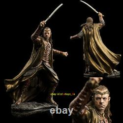 Weta The Lord of the Rings Elrond 1/30 Statue GK Painted Figure Model Figurine