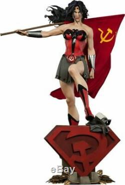 Wonder Woman Red Son Premium Format Figure Statue IP74 lot C0484 747720223318