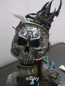 World of Warcraft Lich King Arthas Resin GK Statue Standard Edition Model Figure
