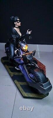 XM Studios Catwoman Statue Figure (RECAST) DC Comics Batman Marvel Sideshow