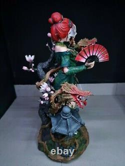 XM Studios Poison Ivy Statue Figure (RECAST) DC Comics Batman Marvel Sideshow