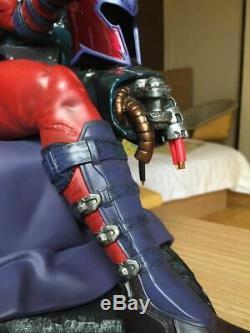 X-Men Magneto 1/4 TH Resin Statue Throne Edition Max Action Figure Collectors