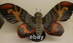 X-Plus Resin Mothra 1964 Limited Edition Statue Figure (Mothra vs Godzilla)