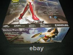Yamato DC Fantasy Figure Gallery WONDER WOMAN RESIN Statue by Luis Royo #223/500
