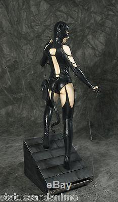 Yamato Fantasy Figure Catwoman Resin Statue 1/6 Scale Brand New # 627 / 1000 Coa