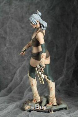 Yamato Fantasy Figure Gallery Winanna The Hunter 16 Scale Resin Statue NEW