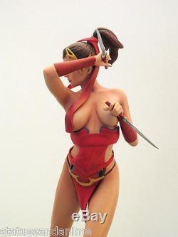 Yamato Red Assassin Fantasy Figure Resin Statue 1/6 Scale Brand New #165/600 Coa