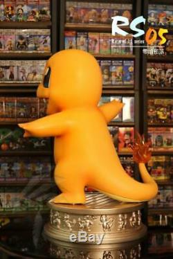 Zero Tribe Company 1/1 Charmander 11 Model Figure GK Resin Statue